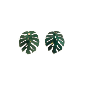 Earrings from Plantis collection - PLK19-1
