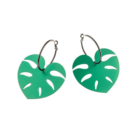 Earrings from Plantis collection - PLK28-3