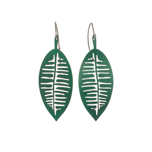 Earrings from Plantis collection - PLK28-6