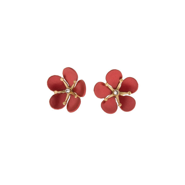 Earrings from Plantis collection - PLK28-1