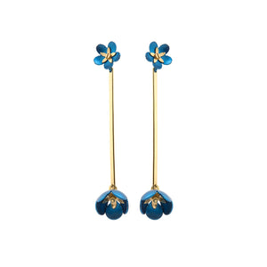 Earrings form Plantis collection - PLK32