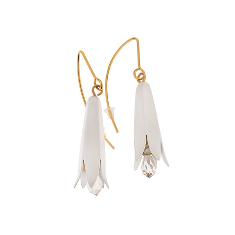 Earrings from Plantis collection - PLK48-6