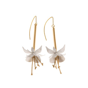 Earrings from Plantis collection - PLK48-1