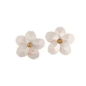 Earrings from Plantis collection - PLK48-5