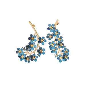 Earrings from Plantis collection - PLK48-8