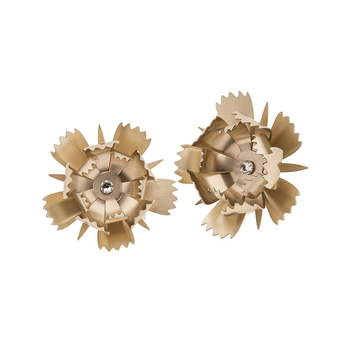 Earrings from Plantis collection - PLK48-4