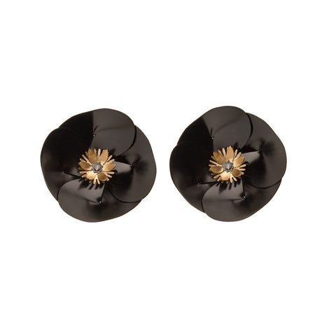 Earrings from Plantis collection - PLK48-9