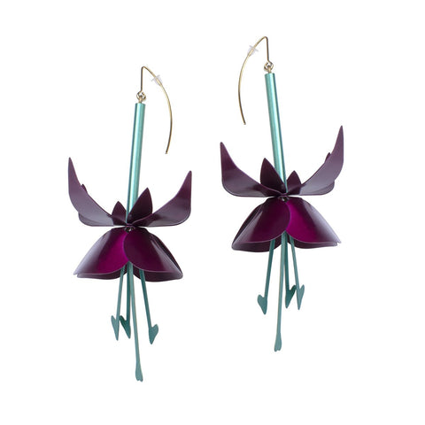 Earrings from Plantis collection - PLK58-1