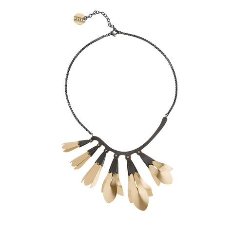 Necklace from Plantis collection - PLN96
