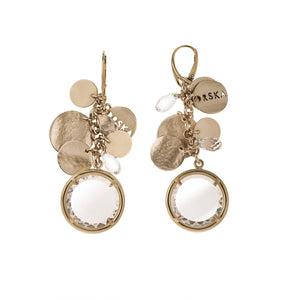 Earrings from Rundo collection - RK42-4