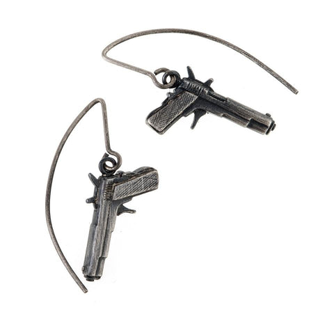 Earrings from Revolt collection - RVK24-2