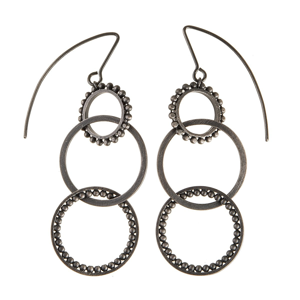 Earrings from Ray collection - RYK28-2