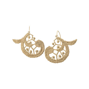 Earrings from Ajour collection - AJK32-3