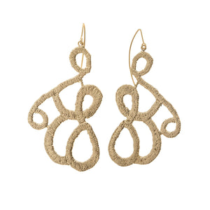 Earrings from Ajour collection - AJK32-2
