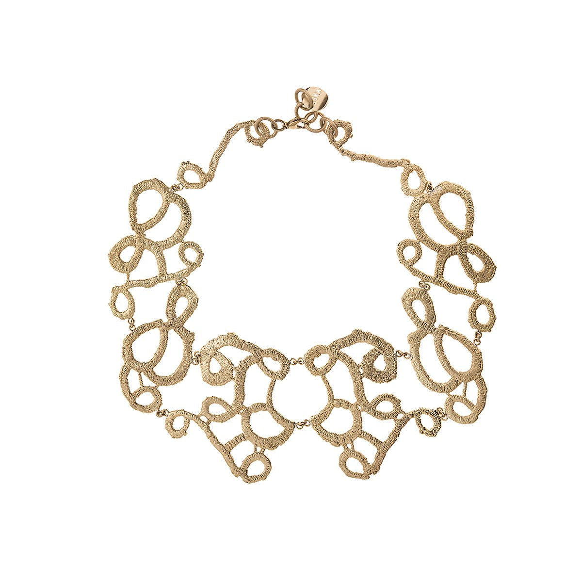 Necklace from Ajour collection - AJN86