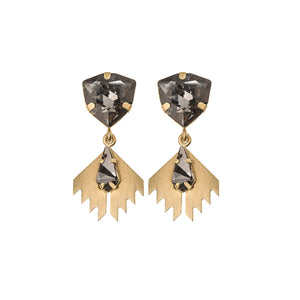 Earrings from Frost collection - FK32-5
