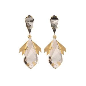 Earrings from Frost collection - FK32-6