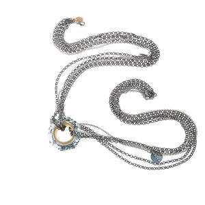 Necklace from Frost collection - FN96-1