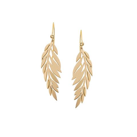 Earrings from Plantis collection - PLK26-1