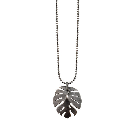 Necklace from Plantis collection - PLN28-1