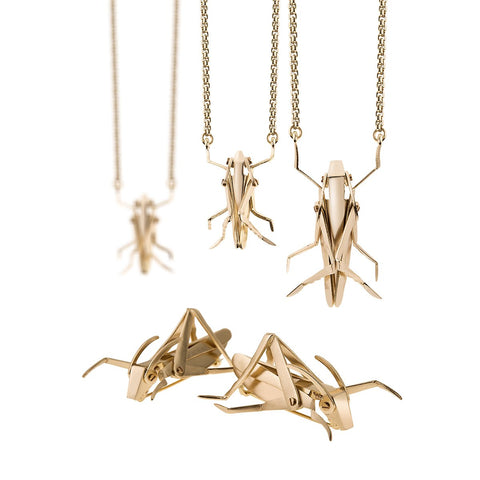 Necklace from Insects collection IN52-5