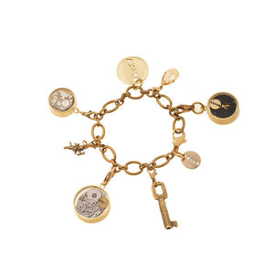 Artistic bracelet from Vintage collection by ORSKA jewelry VA56