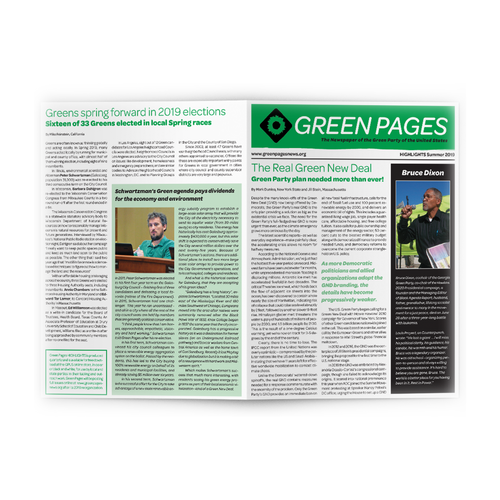 Green Pages Summer, 2019 | Download