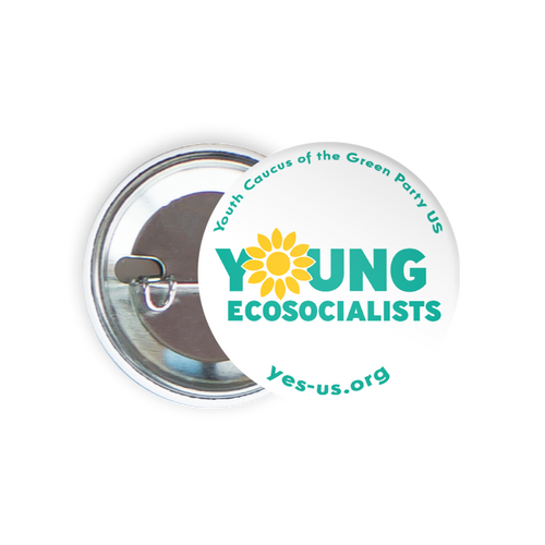 Young Ecosocialists Button 5-Pack