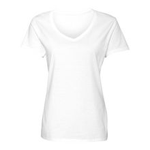 Hanes - Nano-T Women's V-Neck T-Shirt