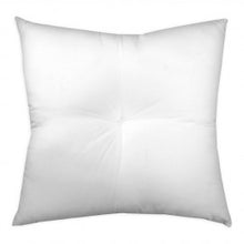 Square Tufted Floor Pillow