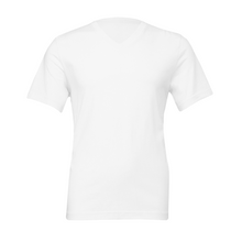 Bella + Canvas Unisex Short Sleeve V-Neck Jersey Tee