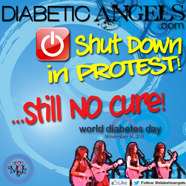 DIABETIC ANGELS RISE UP