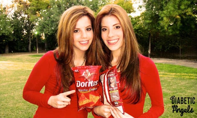 Doritos and Diabetic Angels