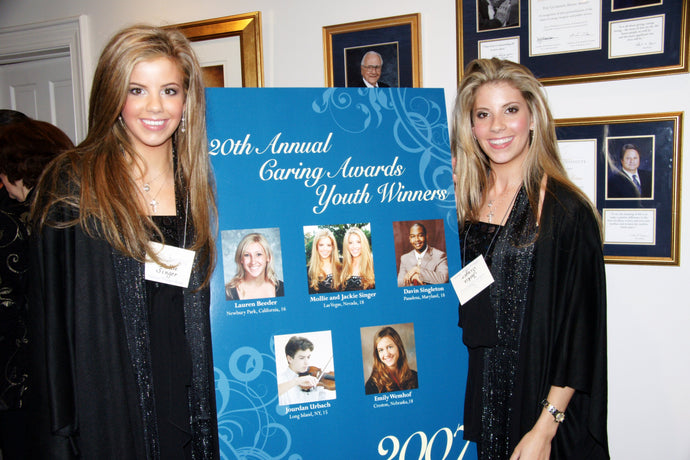 The 2007 National Caring American Awards