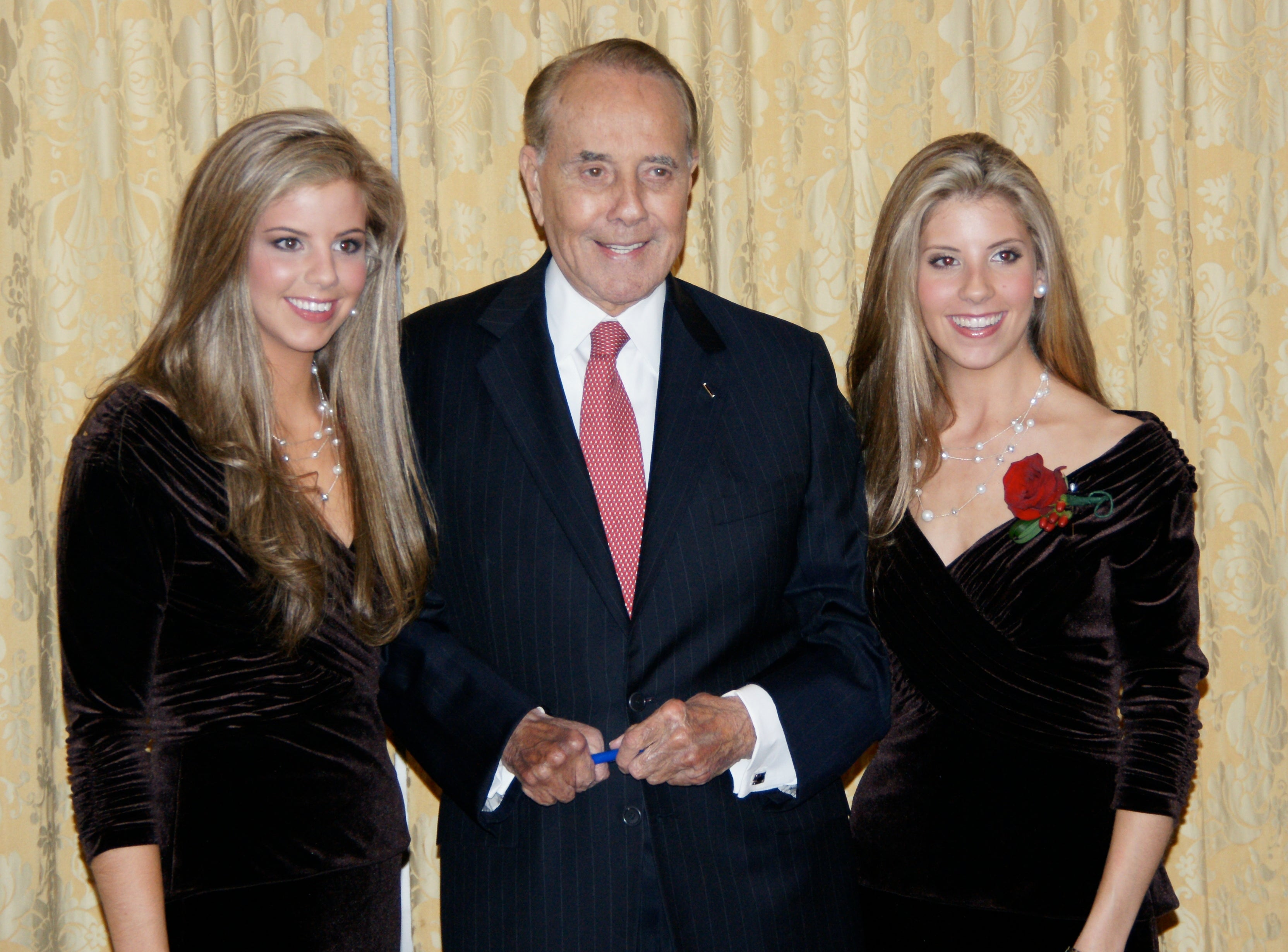 Bob Dole, Jourdan Urbach, Mollie and Jackie Singer, Teens Named Most Caring Young Adults in America