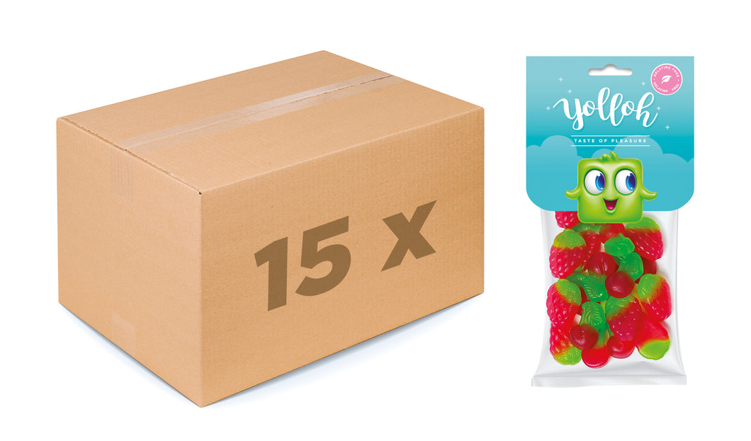 Box Veggie Mix  x15