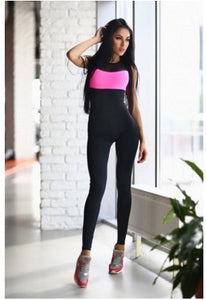 Sexy Fitness Sheath Bodysuit