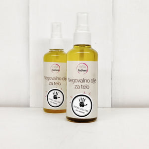 Nourishing Oil for Face and Body - Neroli/Melisa