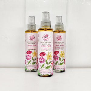 Floral Beauty Oil (with Jojoba and Rosehip)