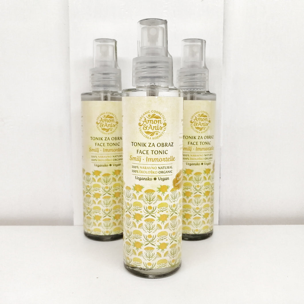 Immortelle Face Tonic