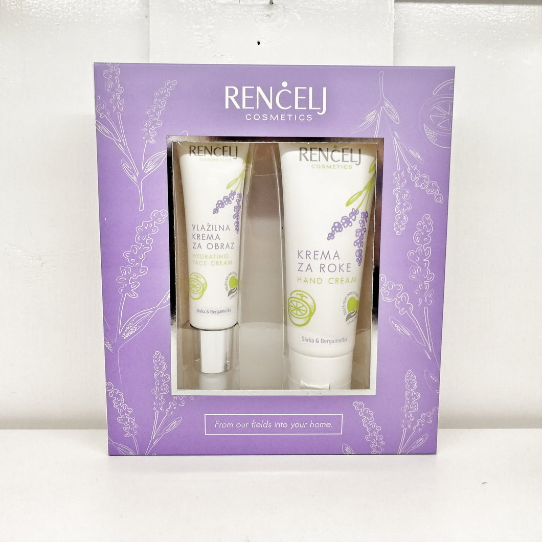 Gift Set 1 - Hand & Face Cream