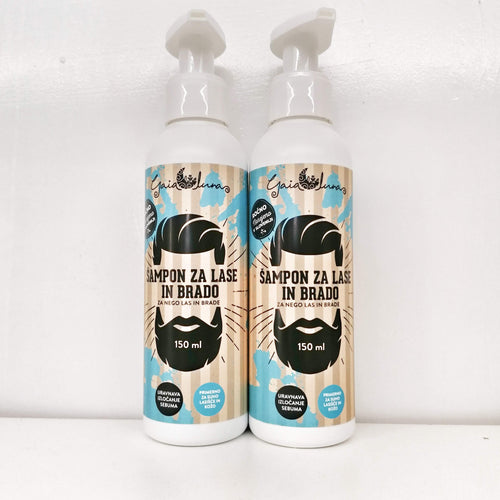 Shampoo for Hair and Beard