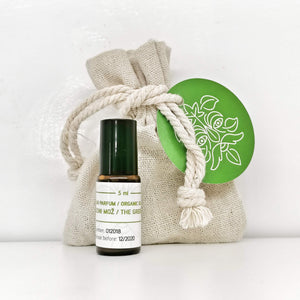 Organic Oil Perfume - The Green Man