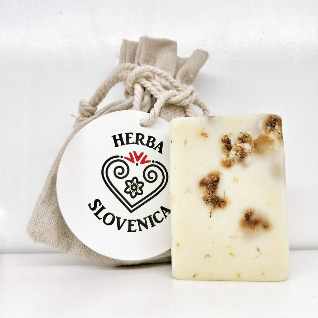 Organic Immortelle Soap