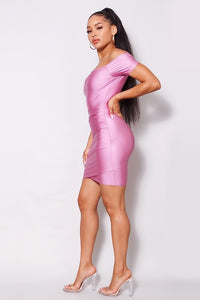 Smooth + Stretchy Flattering Body-Hugging Dress