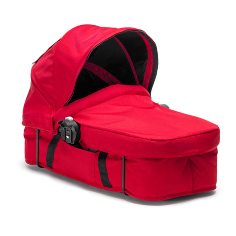 City Select Bassinet Kit- Red/Silver