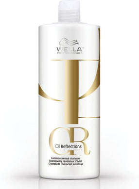 Wella Oil Reflection Shampoo 1Ltr