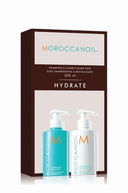 Moroccan Oil Hydrating 500ml Duo