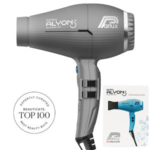 Parlux Alyon Hair Dryer Graphite