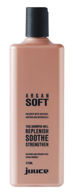 Juuce Argan Soft Shampoo 375ml